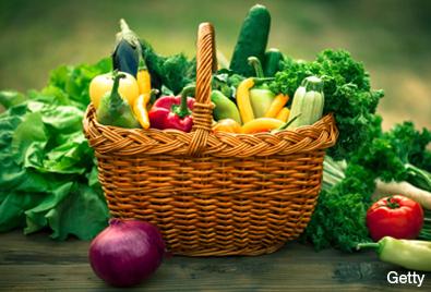 foods to buy organic