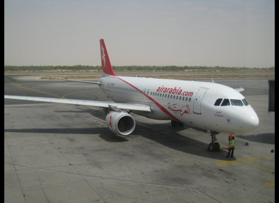 "Air Arabia debuted in 2003 as the first low-cost carrier to service the <a href=""http://www.shermanstravel.com/travel_guides/"