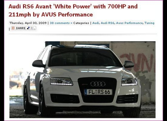 """We'd make a joke about it being a German car, but we know your mind already went there. (via <a href=""""http://www.11points.com"""