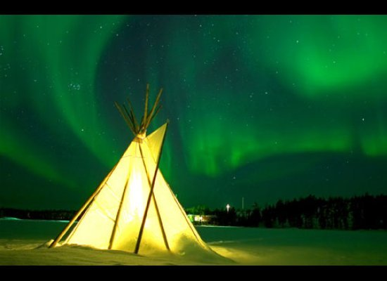 10 Best Places To See The Northern Lights Huffpost
