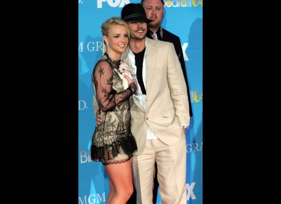 "Britney Spears and Kevin Federline fought for custody of their dogs after <a href=""http://www.foxnews.com/story/0,2933,297107"