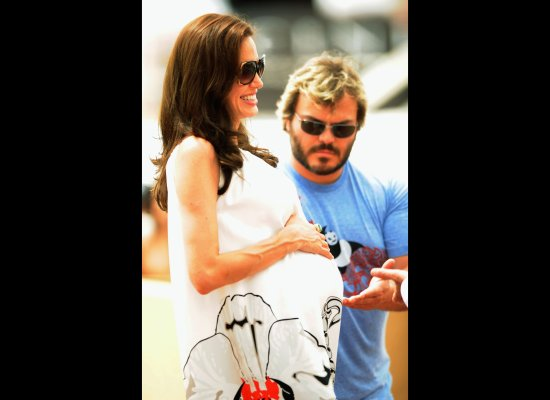 """While promoting their film, """"Kung Fu Panda,"""" at the Cannes Film Festival in 2008, Jack Black accidentally told the world that"""
