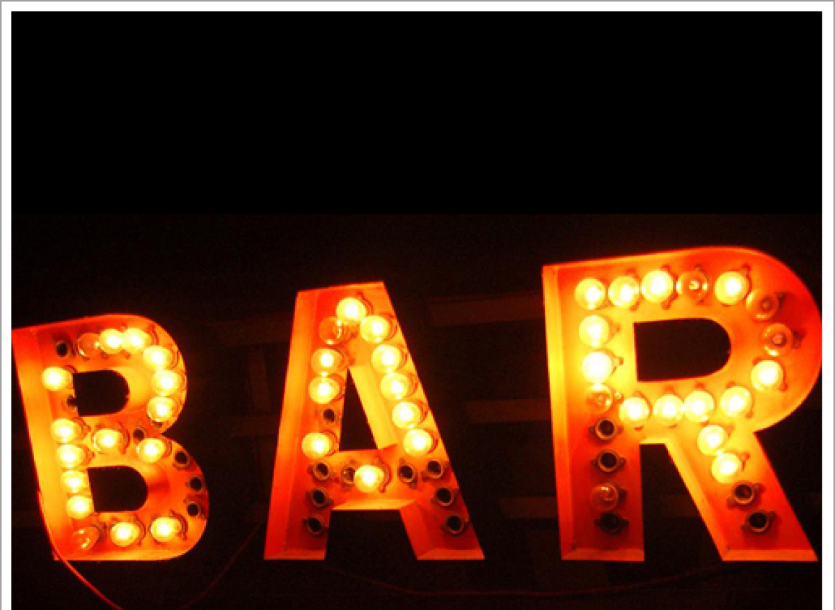 What makes a great dive bar? Is it because it's well-worn and rough around the edges with cheap drinks, sticky floors and a f