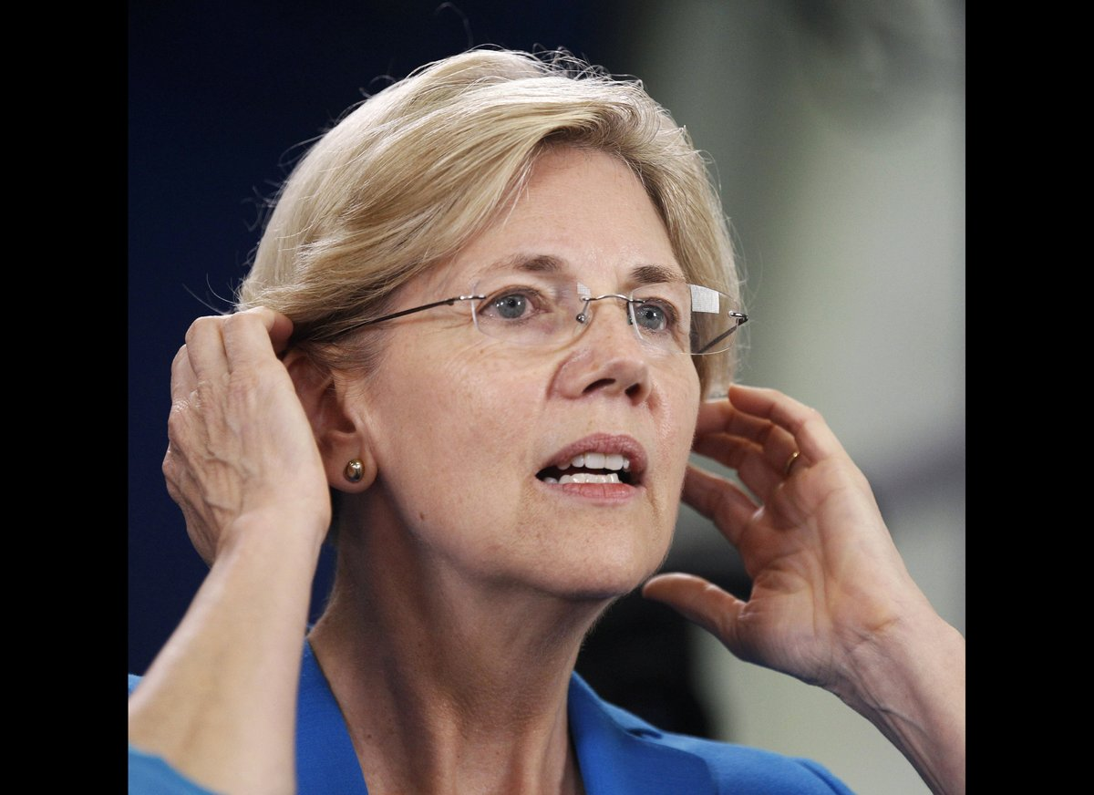"Elizabeth Warren <a href=""https://www.huffpost.com/entry/financial-product-safety_n_173691"" target=""_hplink"">announced</a> a"