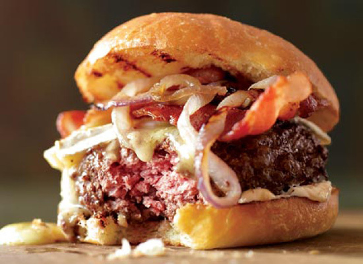 Add French flair to your burgers with this recipe from Tyler Florence's Wayfare Tavern in San Francisco. The restaurant uses