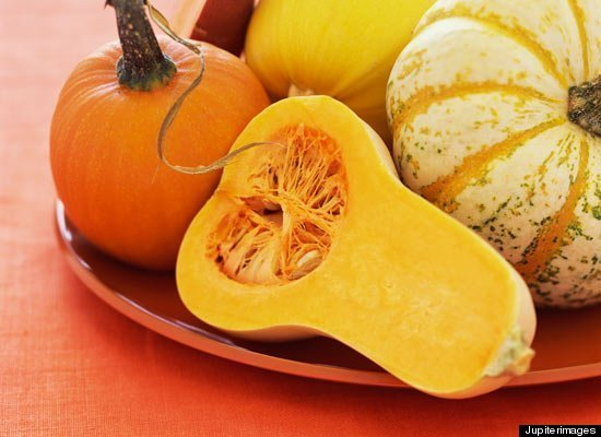This bell-shaped squash has a similar color, flavor and texture to pumpkin. It can be used interchangeably in recipes that ca