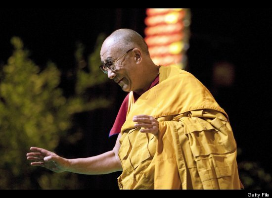 "In September 2011, the Dalai Lama was one of nine Nobel Peace Prize laureates who <a href=""http://www.huffingtonpost.ca/2011/"