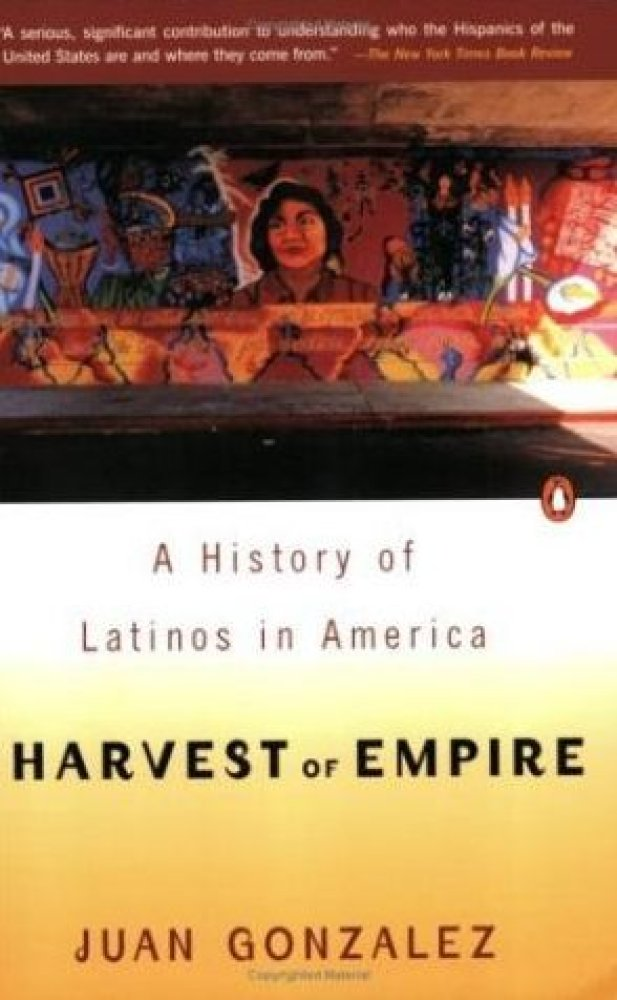 """Reading this history empowered me. Impeccable research by the author to recover a lost history of Latino migration to the US"