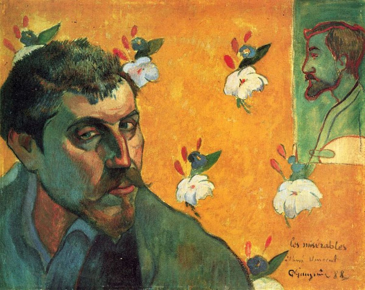 """Art is either plagiarism or revolution."" <em>Paul Gauguin, painter</em>"
