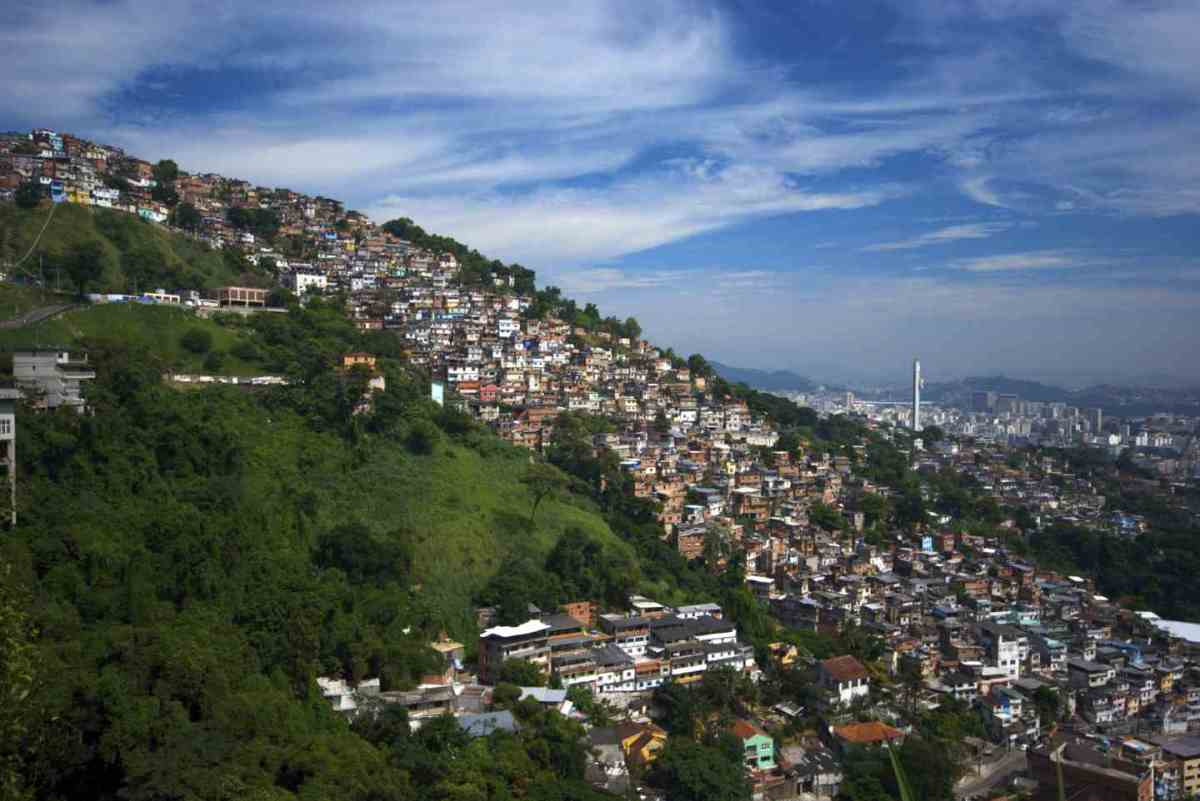 With an ever-increasing divide between rich and poor, a lack of police presence in the crime-ridden favelas and drug use ramp