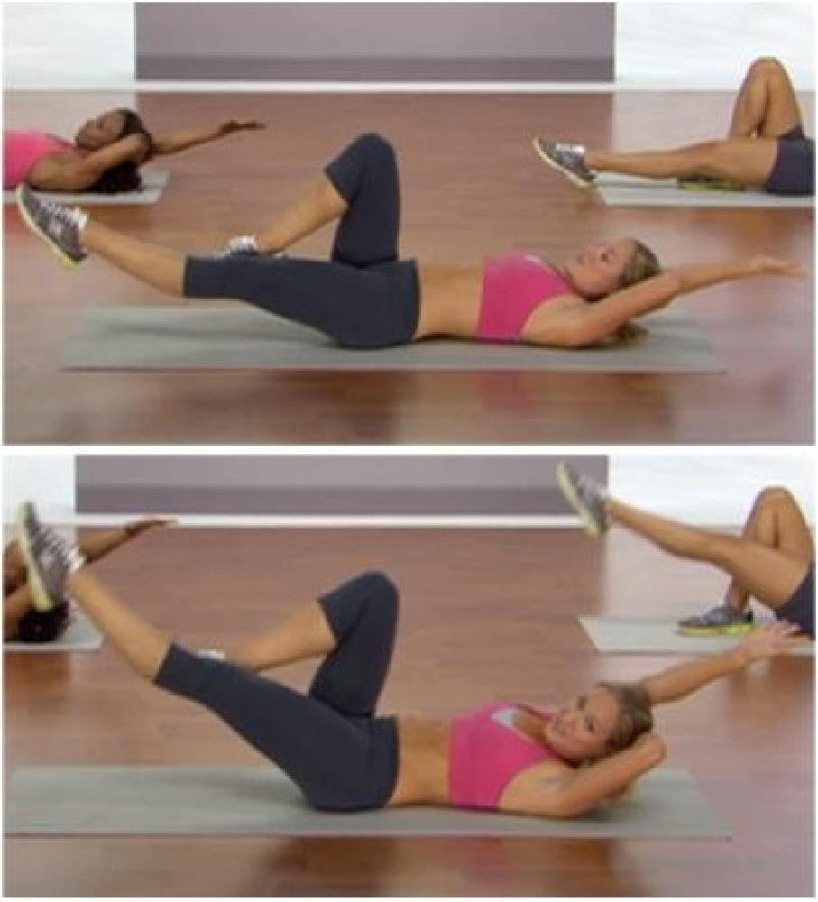 """According to a San Diego State University study, the bicycle is one of the <a href=""""http://www.shape.com/fitness/workouts/abs"""