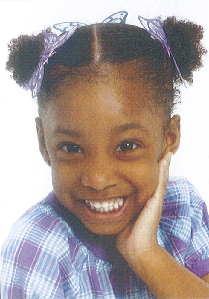 Jhessye Shockley, 5, is seen in this undated handout photo provided by the Glendale Police Department. Shockley went missing