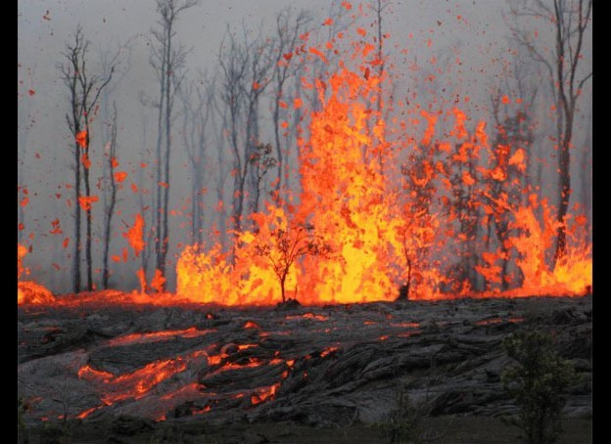 Kilauea, the world's most active volcano, is drawing international focus to the Big Island of Hawaii with its recent eruption