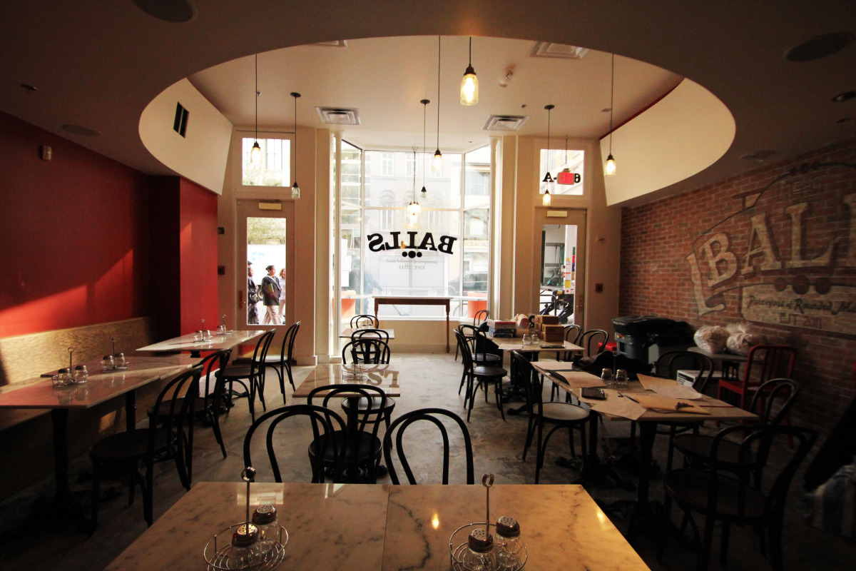 Michel Richard's new meatball-centric restaurant is gearing up to open in Penn Quarter.