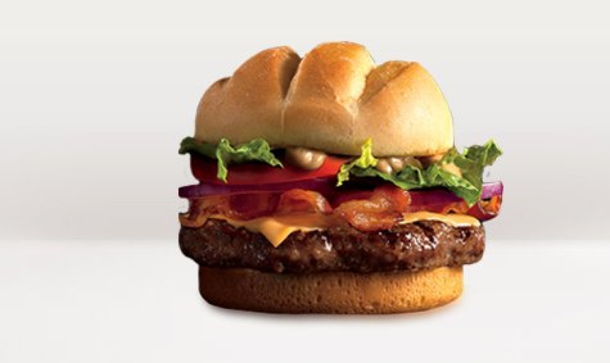 Do you know what an artisan-style hamburger bun is? Because we have no idea. But Burger King's brand new premium burger -- th