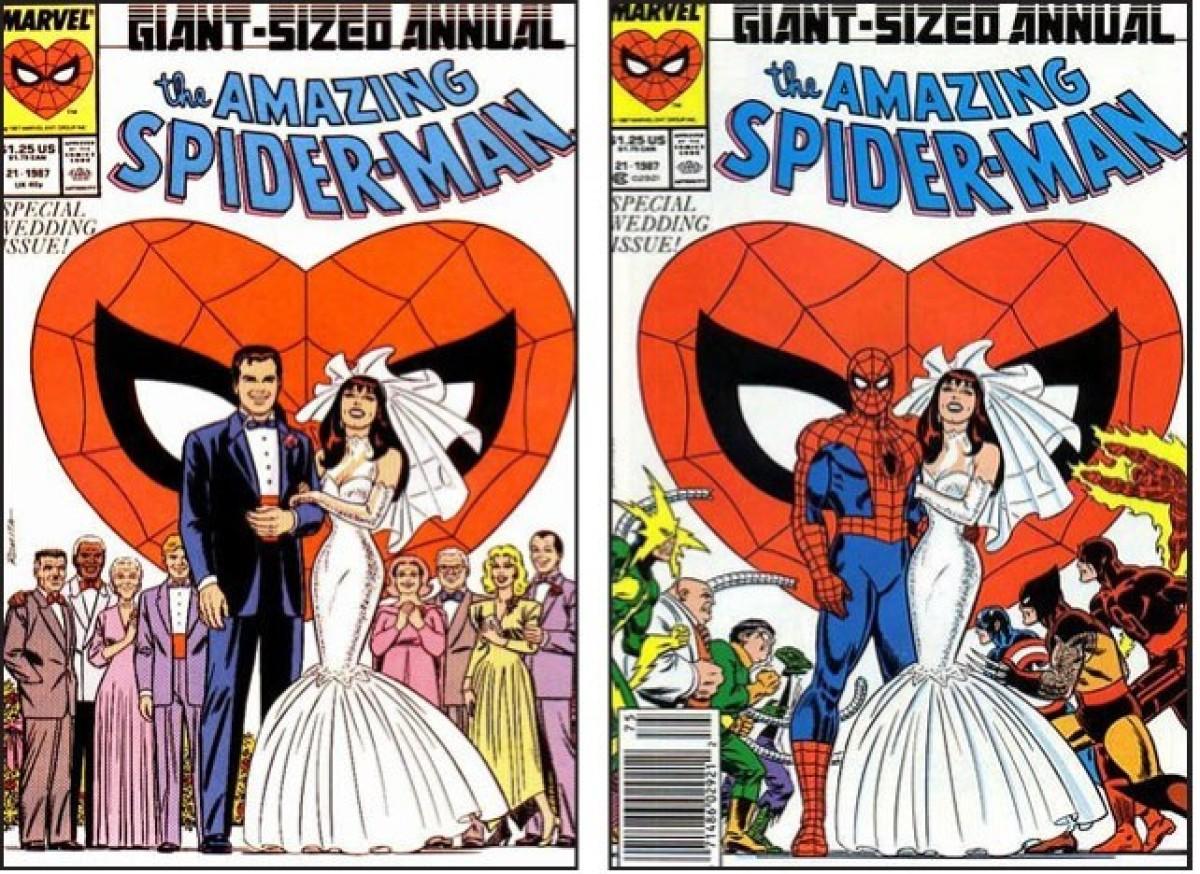 Essay on cartoon character spiderman