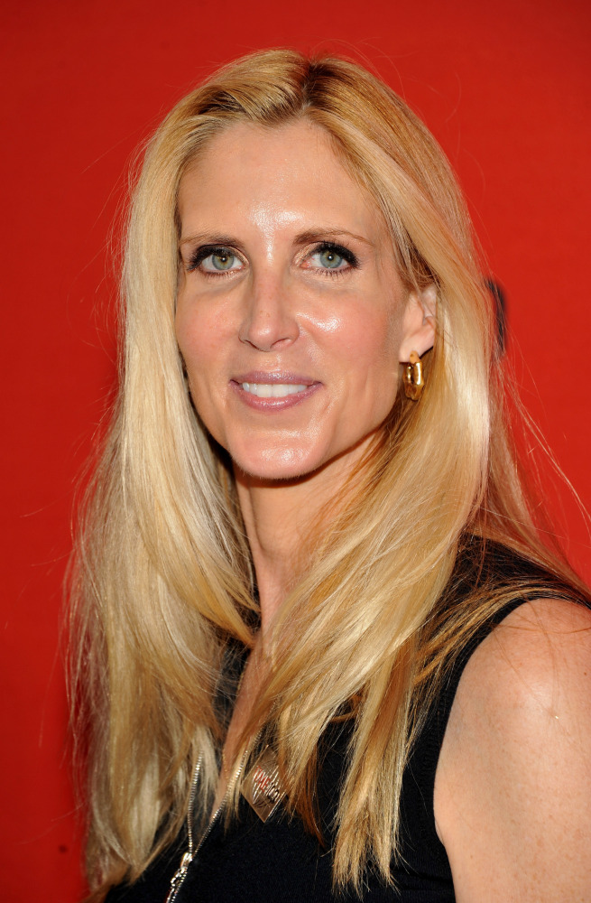 "Coulter told a gathering of gay conservatives, <a href=""http://www.huffingtonpost.com/2010/09/27/ann-coulter-to-gay-conser_n_"