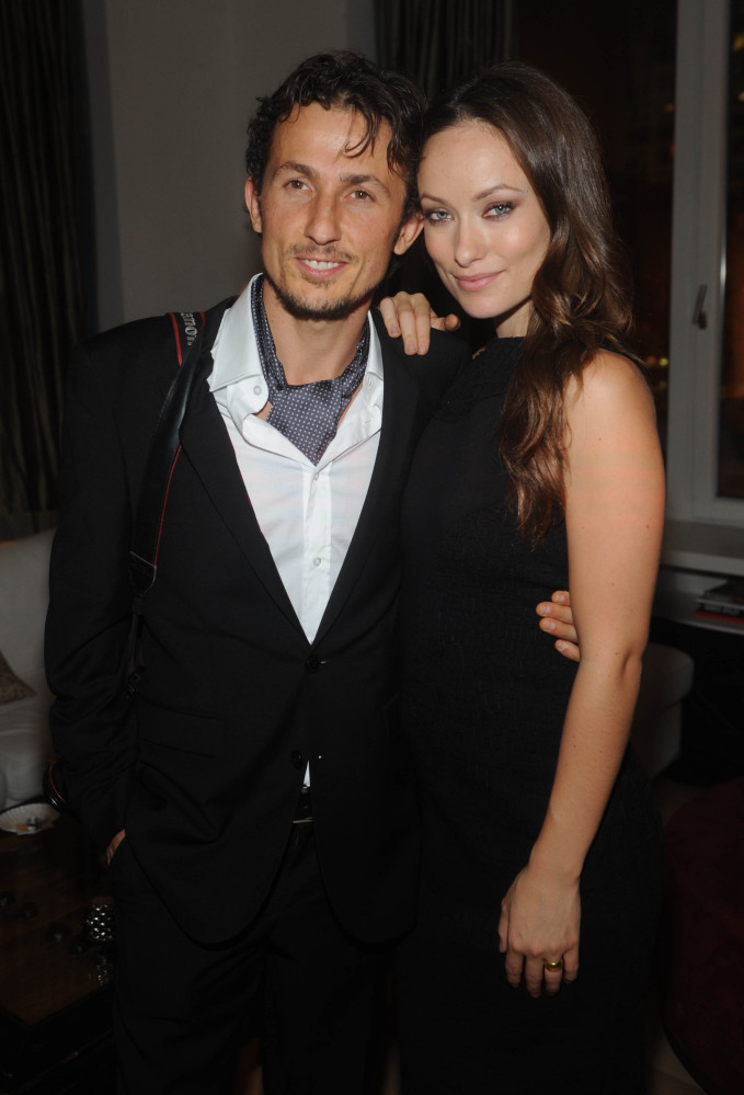 "Olivia Wilde and Tao Ruspoli got engaged at <a href=""http://www.glamour.com/sex-love-life/2011/05/olivia-wilde-hitting-it-big"