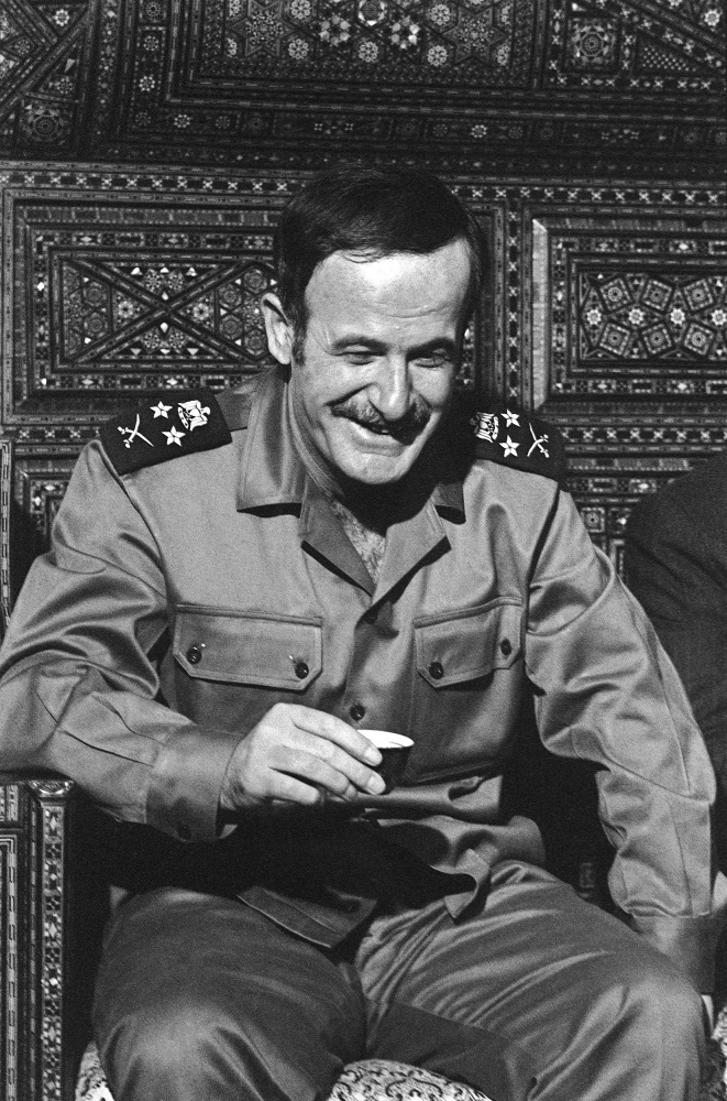 Hafez Assad, Bashar's father, was elected president in a plebiscite in 1971 after decades of coups. Assad senior installed a