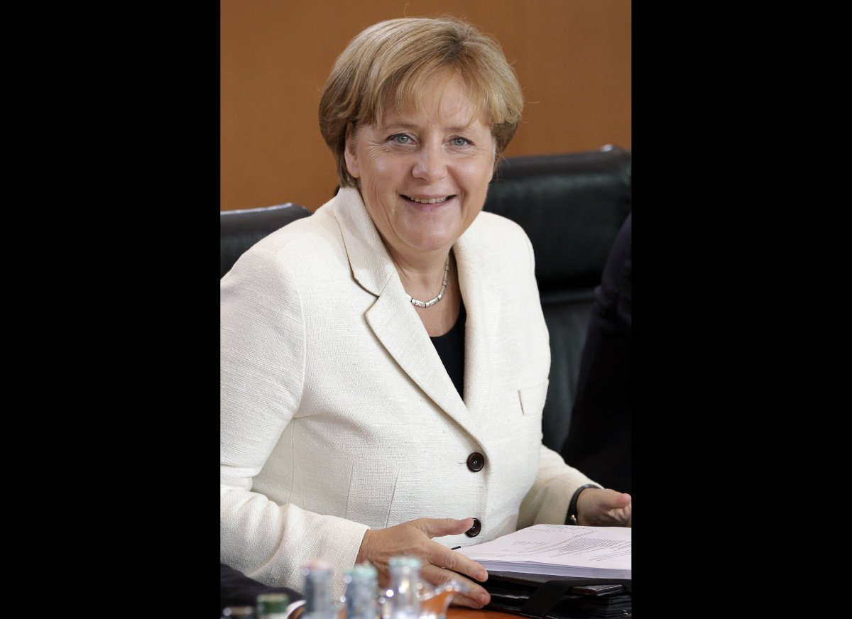 Coming in at number 4, the German Chancellor Angela Merkel is largely seen as the leader of Europe. That puts her behind the