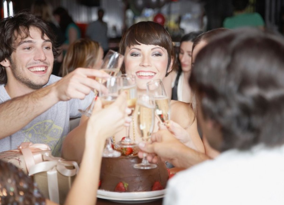 If everyone can see that it's happening and not everyone is invited, you can end up snubbing friends -- or just have your par