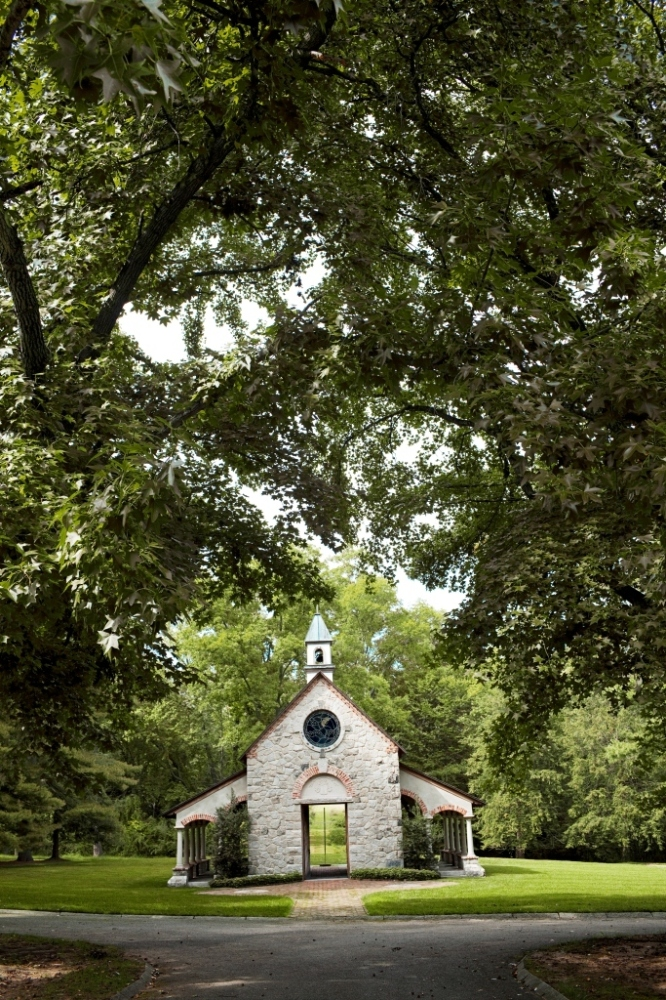 Du Pont family chapel in Greenville, Del.