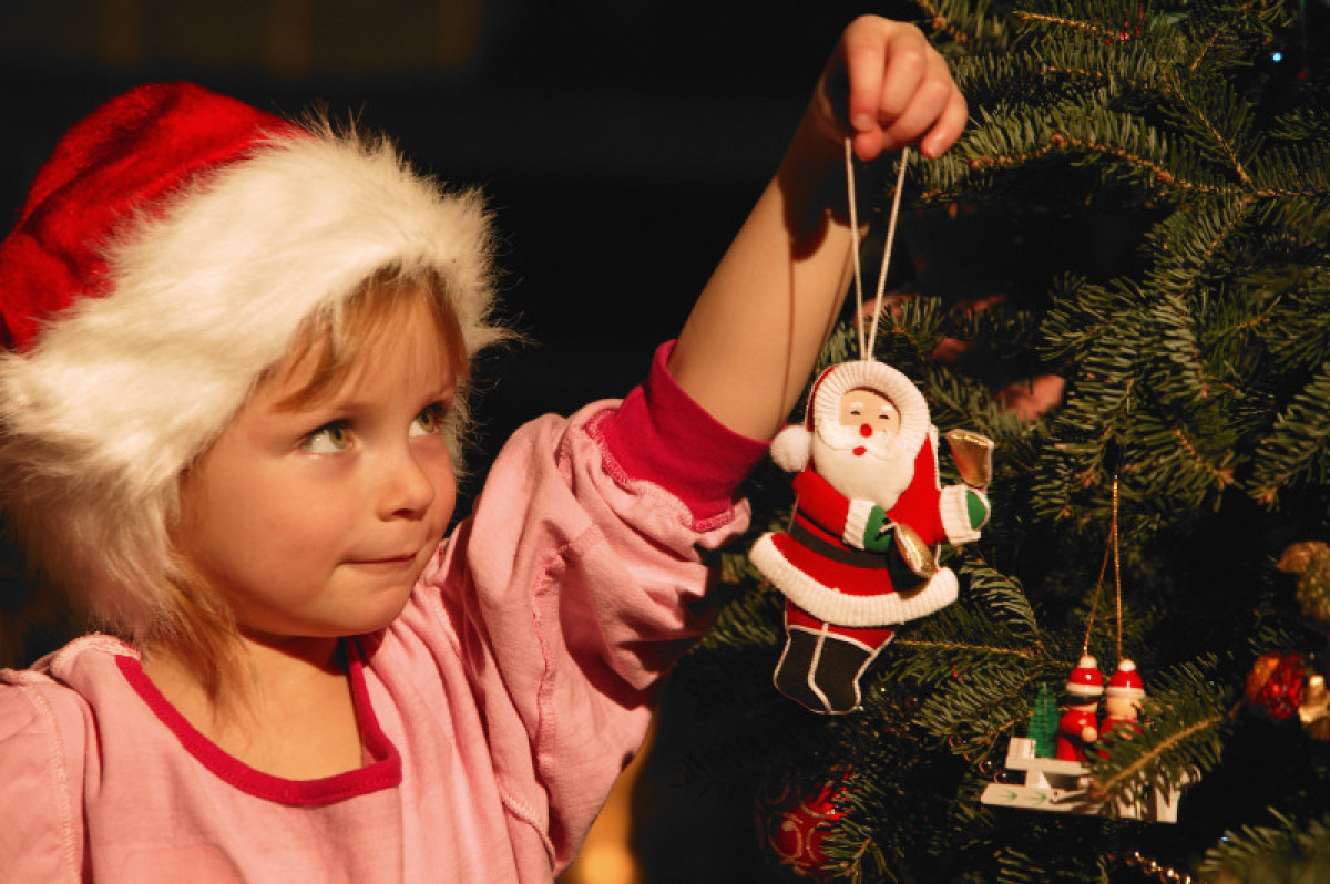 """""""Every Christmas my girls and I selected the day we would celebrate Christmas. We planned new traditions together while they"""