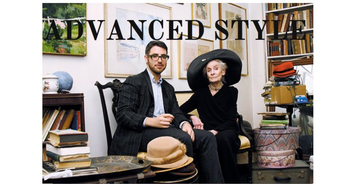 "When you get tired of The Sartorialist, head over to <a href=""http://advancedstyle.blogspot.com/"" target=""_hplink"">Advanced S"