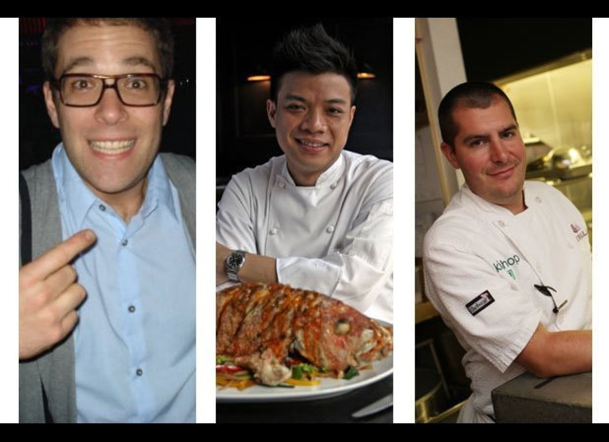 Many chefs used Top Chef as a springboard for new ventures: 