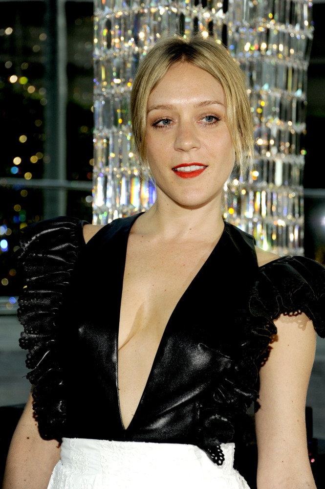 Chloe Sevigny's new clothing collection for Opening Ceremony is targeted at a <em>very </em>fashionable audience, and she cer