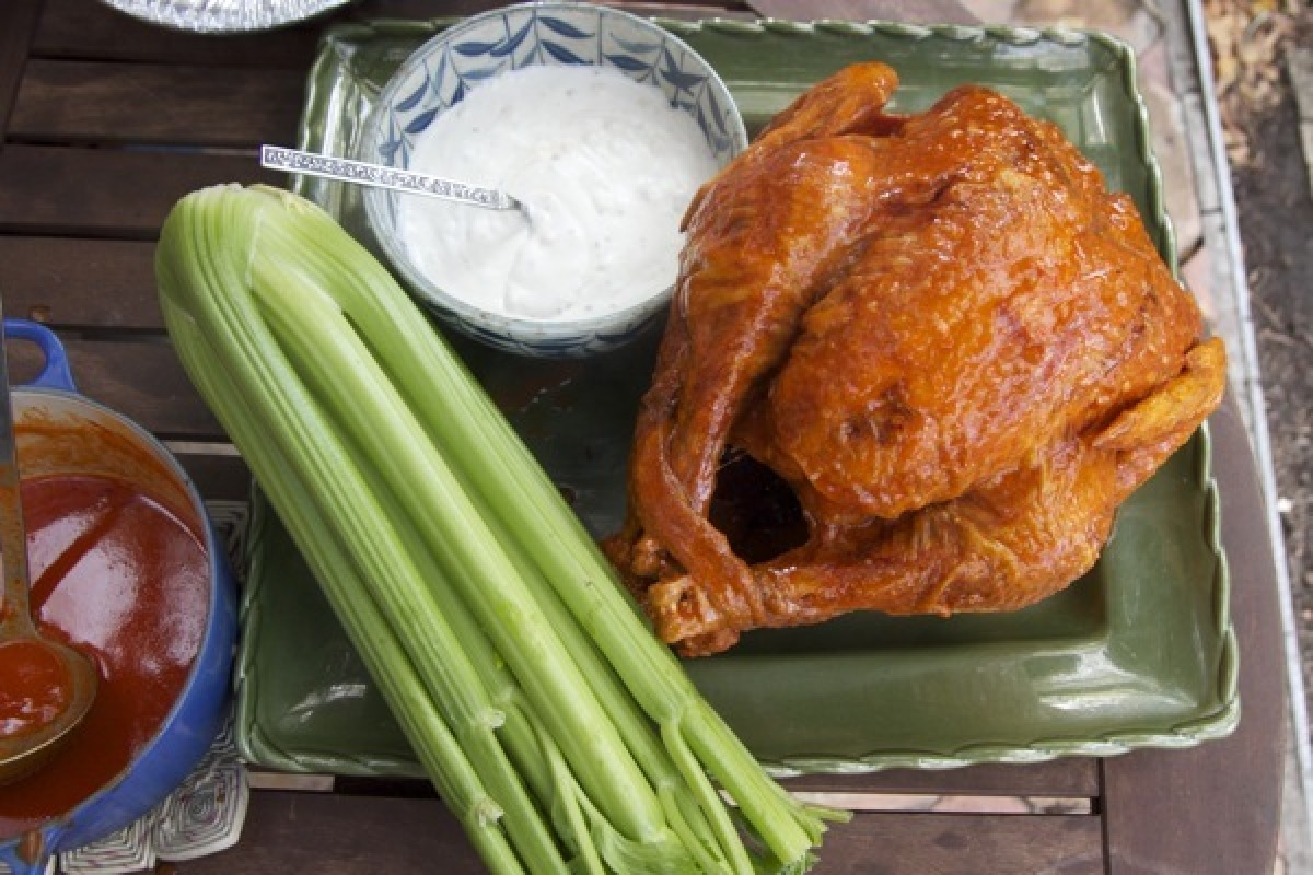 "Deep fried turkey is too popular (and <a href=""https://www.huffpost.com/entry/william-shatner-turkey-frying_n_1097079"" target"