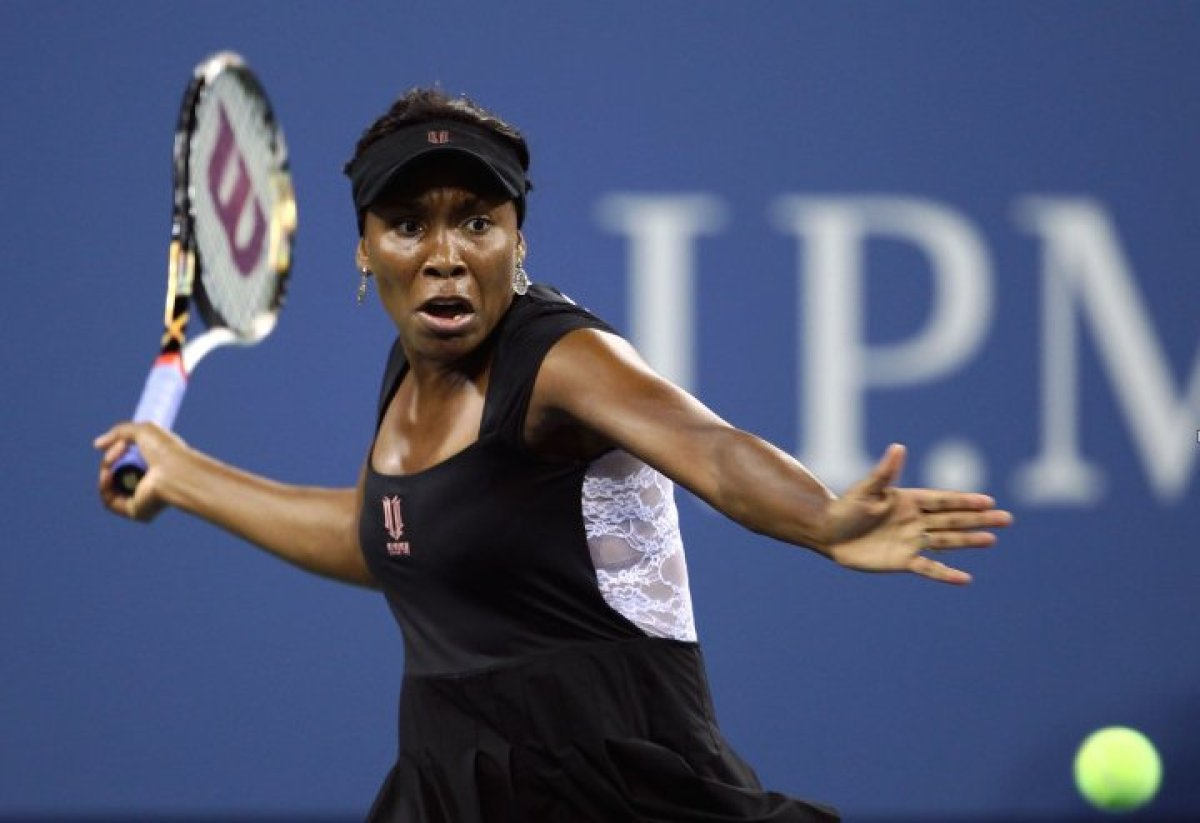 "Earlier this fall, tennis superstar Venus Williams announced she has Sjogren's syndrome, <a href=""http://www.huffingtonpost.c"