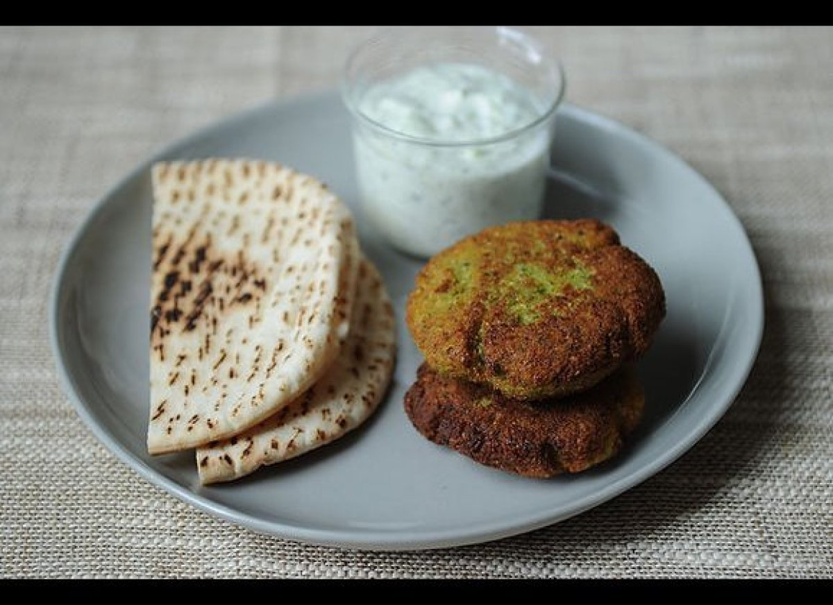 "Call anything ""world's easiest"" and we're skeptical, but marisab67 is on to something. We'd never made falafel from scratch b"