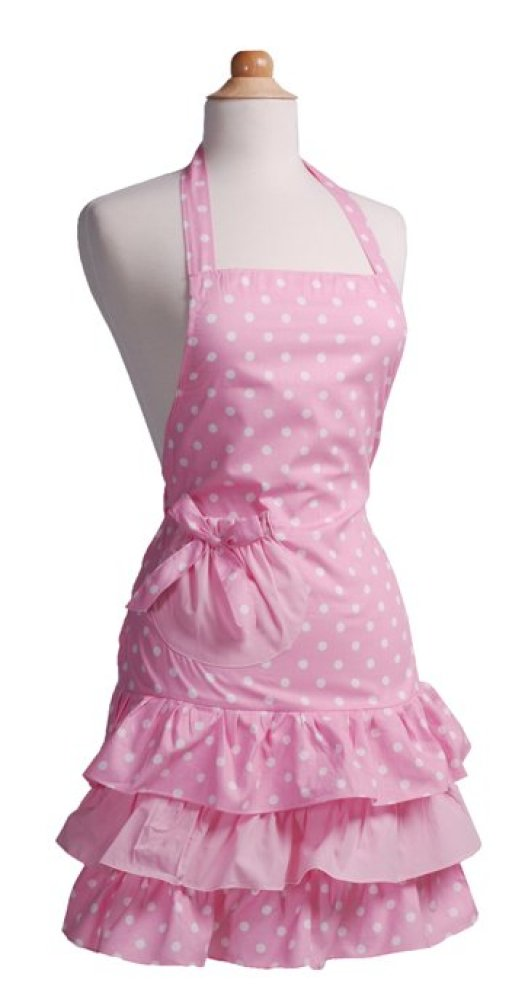 With gingham or floral print, halter-top straps and tiers at the skirt -- we've all seen them and somebody gets me one of the