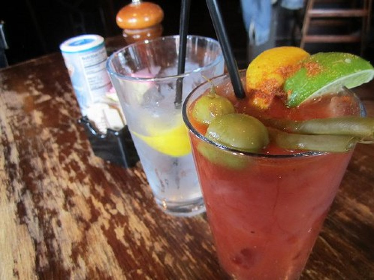 Like every other cocktail on this list, the history behind the Bloody Mary is also a bit cloudy. One popular legend says that