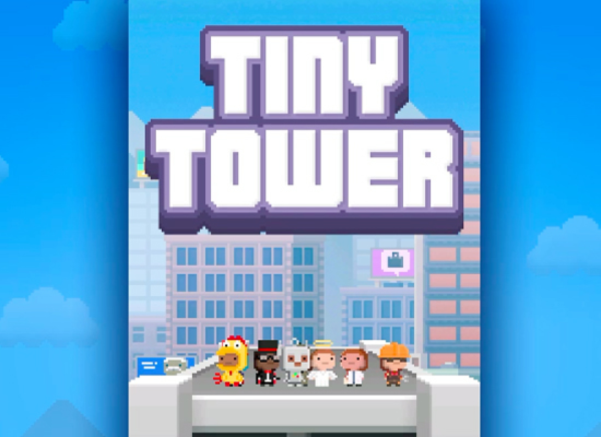 "Apple awarded <a href=""http://itunes.apple.com/us/app/tiny-tower/id422667065?mt=8"" target=""_hplink"">Tiny Tower (free)</a> the"