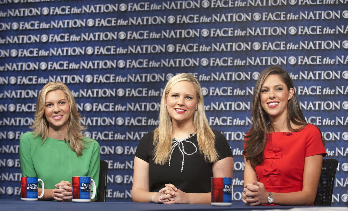 Former Utah Governor Jon Huntsman's three oldest daughters made a name for themselves by tweeting from the campaign trail usi