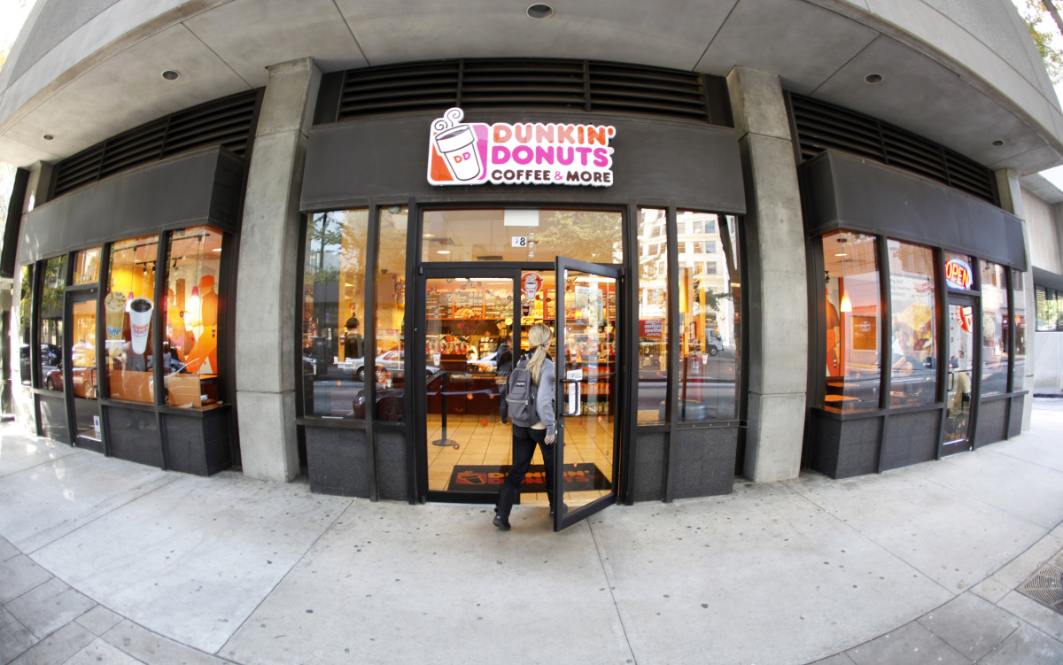 <strong>What It Does:</strong> Owns Dunkin' Donuts and Baskin Robbins, helping Americans start and end their days with a good