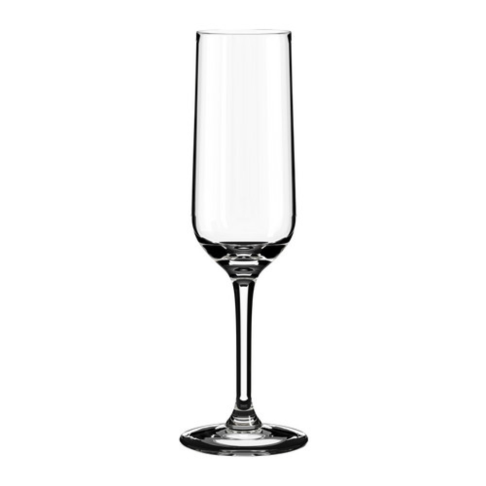 The classic shape and the slightly wider body make it perfect for Champagne  because it will