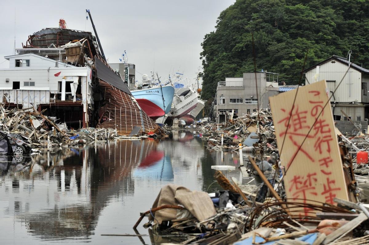 "In March, a massive undersea earthquake <a href=""http://www.huffingtonpost.com/news/japan-tsunami"" target=""_hplink"">struck ne"