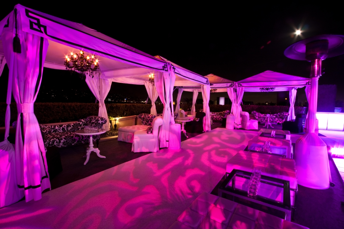 Rooftop Parties The Hottest New Wedding Trend Huffpost