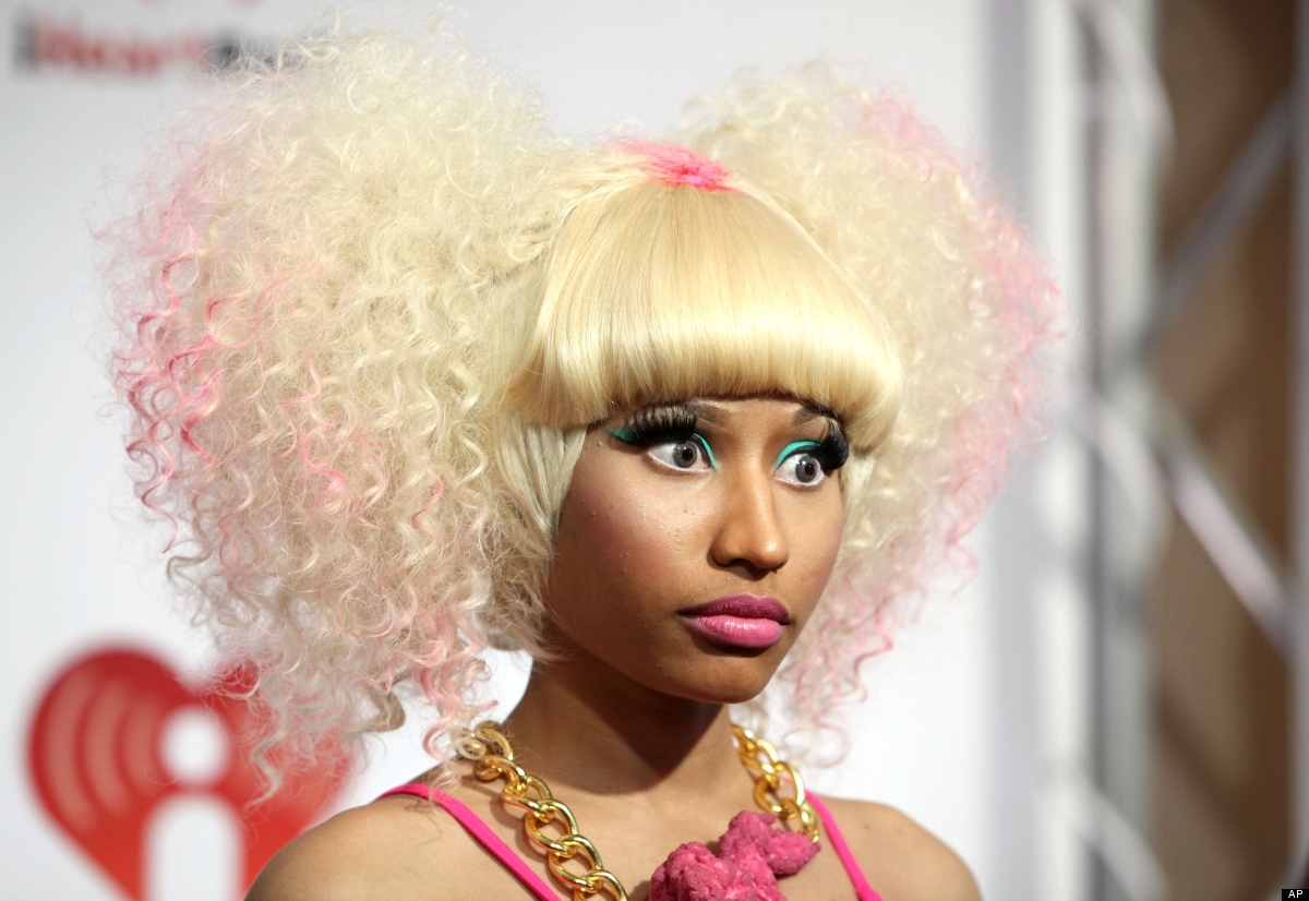 """Rap star Nicki Minaj really made the rounds this year.  She made the headlines by <a href=""""http://www.huffingtonpost.com/2011"""