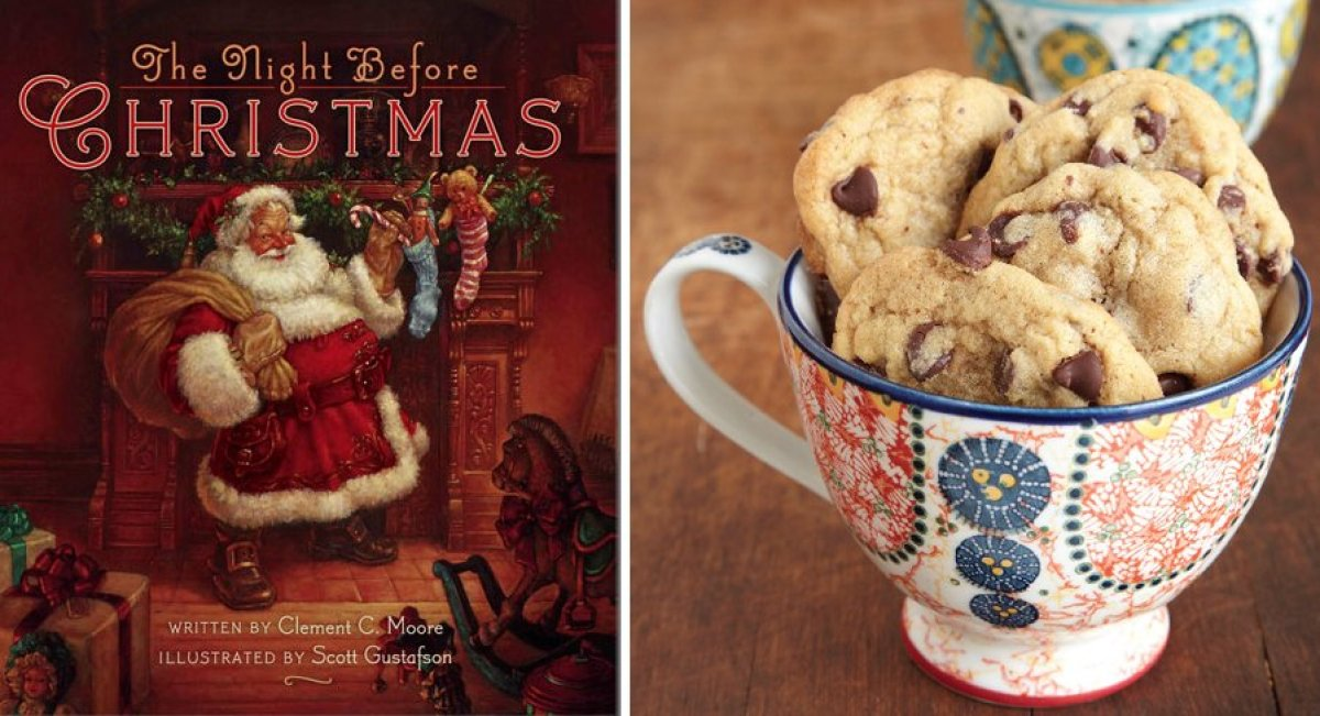 Doesn't the ultimate icon in Christmas reads deserve an equally iconic cookie? The answer is yes, and the cookie is the sweet