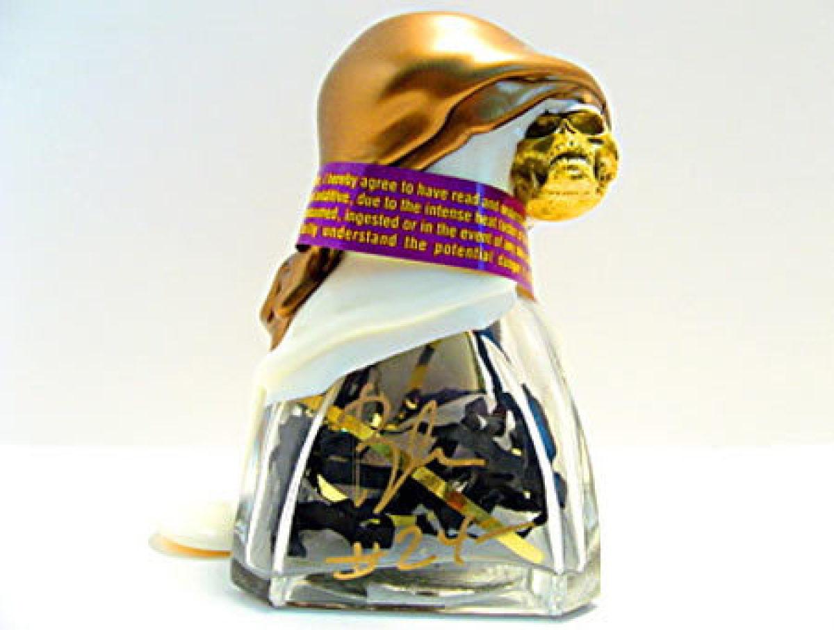 "<a href=""http://www.tearsofjoysauces.com/"" target=""_hplink"">Tears of Joy Hot Sauce Shop</a> in Austin, Texas sells Blair's 16"