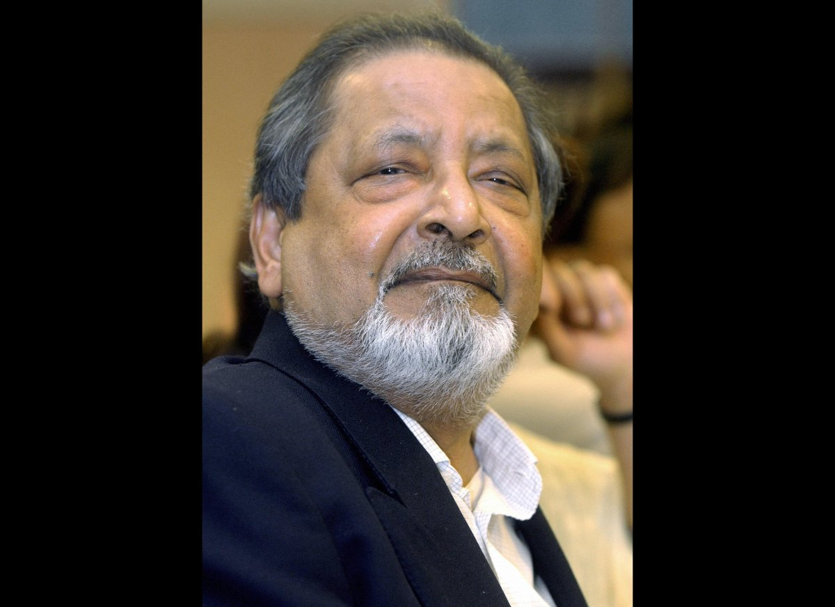 "Trinidadian author V.S. Naipaul started the year out strong by claiming that ""<a href=""http://www.telegraph.co.uk/culture/hay"