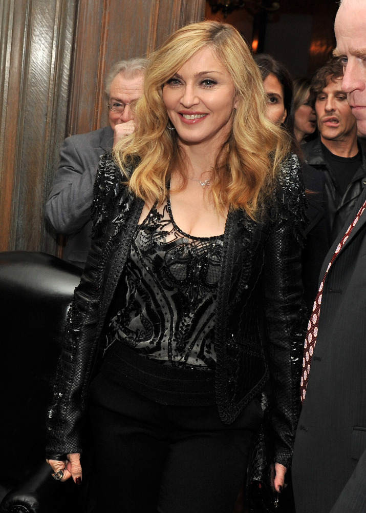 Madonna is currently the most famous person in the world not to have a Twitter account. That will change in 2012. The Materia