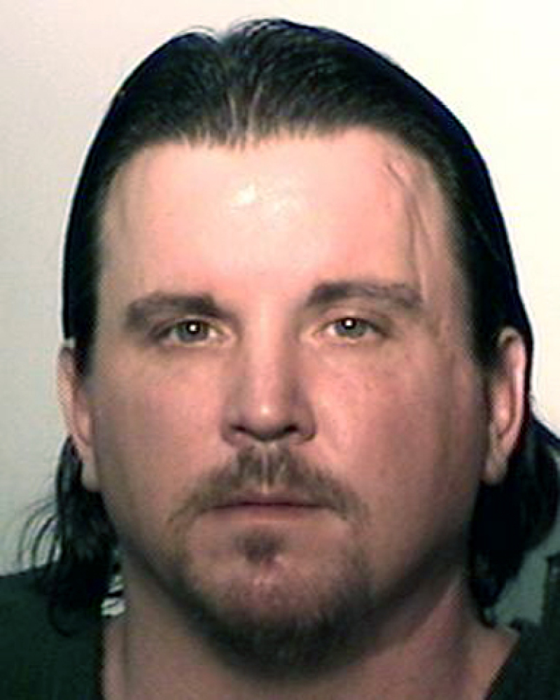 An undated Allen County (Ind.) Sheriff's Department photo shows Mike Plumadore. Authorities said Monday night, Dec. 26, 2011