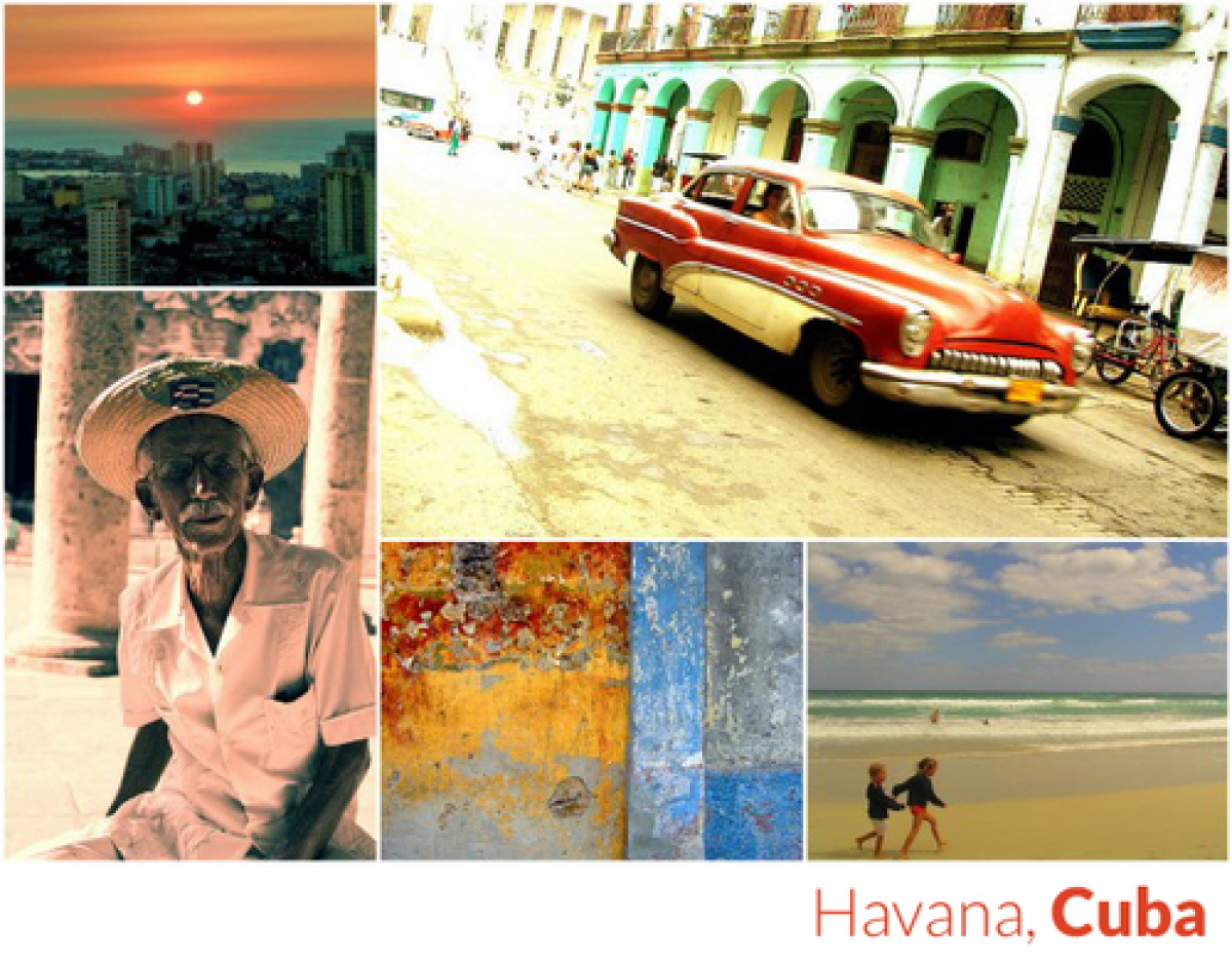 While it's still illegal for most US citizens to visit Cuba (or rather, visiting isn't illegal, but spending money is), the r