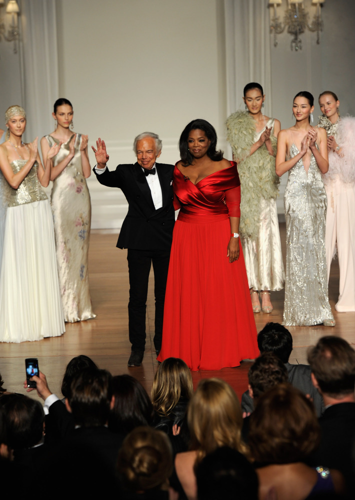 <i>Ralph Lauren, Oprah Winfrey Host benefit (PHOTOS)</i>