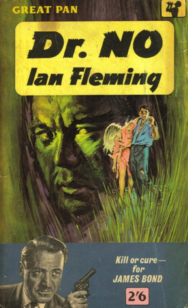 "1953′s Casino Royale was the first of <a href=""http://www.randomhouse.com/author/8857/ian-fleming?sort=best_13wk_3month"" targ"